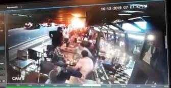 A la cárcel hombre que intentó robar un Rolex en restaurante