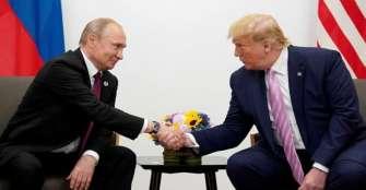 Putin agradeció a Trump la ayuda para prevenir atentados terroristas en Rusia