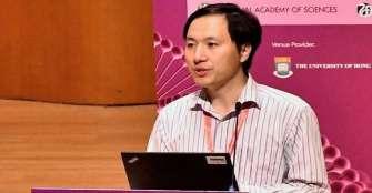 Tres años de cárcel para He Jiankui, el doctor que editó genéticamente a dos gemelas