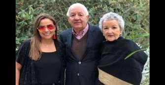 La tarde de este sábado falleció Clara Luz Giraldo