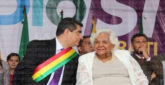 Falleció madre del exgobernador Carlos Eduardo Osorio
