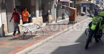 Apuñalado habitante de calle en Calarcá