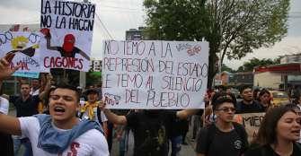 Sectores sociales del Quindío retoman acciones de paro con marcha y cacerolazo