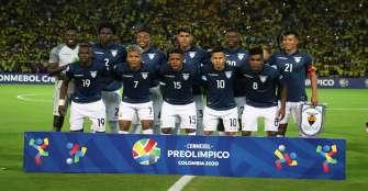 El Comercio entregó razones por fracaso de Ecuador sub-23