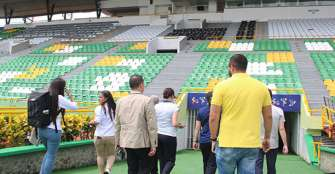 El Centenario, con visto bueno de Fifa ante posible mundial femenino