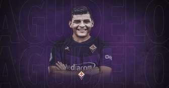 El colombiano Kevin Agudelo firmó con el Fiorentina