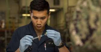 Una vacuna contra el nuevo coronavirus podría tomar meses
