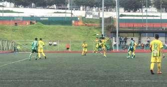 Repesca entre Caldas-Risaralda por semifinal infantil será en el Centenario
