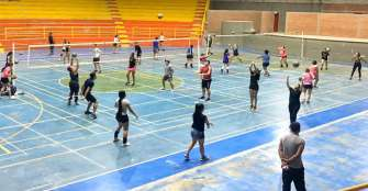 Departamental dominical de voleibol este domingo en Circasia