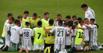 En el Centenario, Risaralda logró el cupo semifinal infantil de fútbol