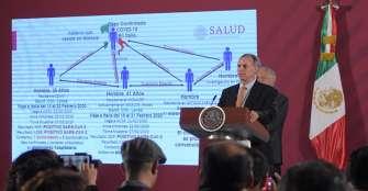 Gobierno de México confirma su primer caso de coronavirus