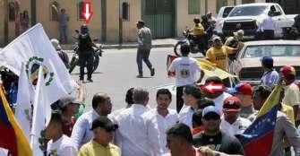 Doce países afirman que ataque a Guaidó refleja violación de DD.HH. de Maduro
