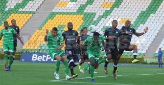 D. Quindío en segunda fase de Copa, Fortaleza el próximo rival