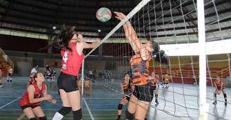 Circasia, epicentro del voleibol nacional este fin de semana
