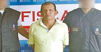 Jesús Tabimba fue acusado por asesinato de adulta mayor