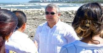 Fiscalía recupera audios que involucran a Duque en supuesta compra de votos