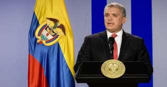 Colombia cierra todas las fronteras