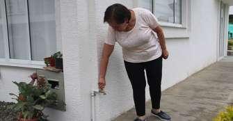 Se restablecerá el agua a quienes tienen el servicio suspendido