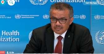 OMS muestra preocupación por medidas de confinamiento en países más pobres