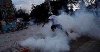 protestas-en-chile-terminaron-con-ms-de-60-detenciones-y-10-heridos
