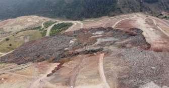 Deslizamiento de 60.000 toneladas de basura provoca una emergencia en Bogotá
