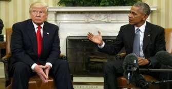 """Obama califica de """"desastre caótico"""" la respuesta de Trump al coronavirus"""