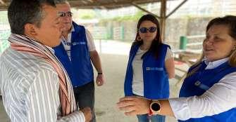 3 municipios presentaron carta de proyectos en pro de las víctimas