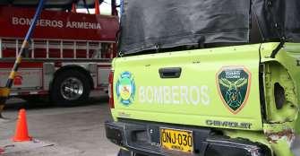 Cuerpo Oficial de Bomberos y los  problemas que no se apagan con agua