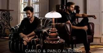 """Pablo Alborán se unió con Camilo en una versión de """"El mismo aire"""""""