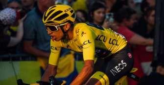 Bernal en Occitania, Tour de L'Ain y Dauphiné antes del Tour