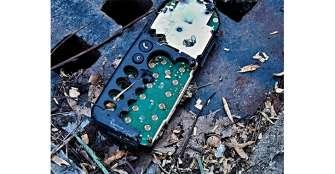 El desmantelamiento de residuos electrónicos expone a compuestos peligrosos para la salud