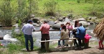 Colapso de PTAR de Boquía pone en riesgo aguas del Río Quindío