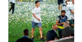 James y Bale, campeones de Liga en la sombra
