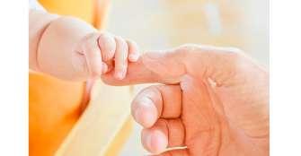 Primer caso de transmisión del SARS-CoV-2 de madre a hijo a través de la placenta