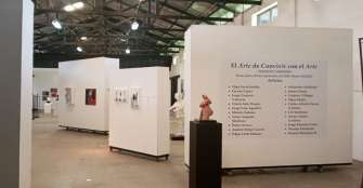 Maqui lanza un mensaje de esperanza con su nueva exposición
