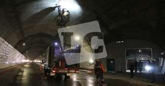 Cuenta regresiva para la puesta en marcha del túnel de La Línea