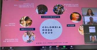 Colombiamoda 2020, una cita digital con 2.000 compradores y tienda virtual