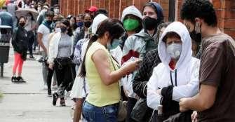 Colombia pasa a Italia con 248.976 contagios en plena aceleración de Covid-19