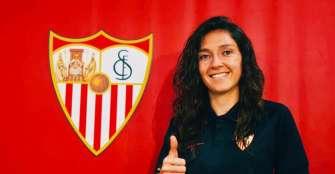 Natalia Gaitán ficha por el Sevilla