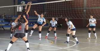 Este sábado culmina el primer torneo retos de voleibol