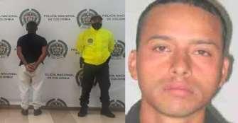 Capturado hombre involucrado en crimen de Alexánder de Jesús Ocampo