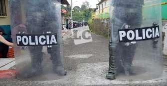 9 desalojos por invasión se han realizado en Quindío en 2020