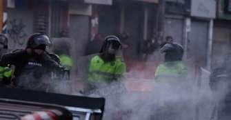 """La CIDH condena los """"casos de brutalidad policial"""" en Colombia"""
