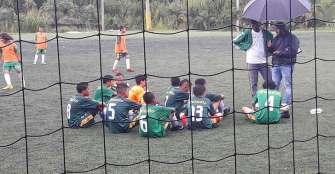 La Difútbol autorizó la retoma del nacional infantil en octubre