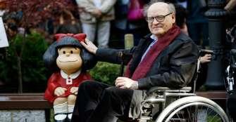 Fallece Quino, el creador de Mafalda, a los 88 años