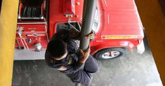 Desarrollo urbanístico de Calarcá obliga a bomberos a modernizarse