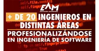 Profesionalización en ingeniería de software ya es una realidad en el aula
