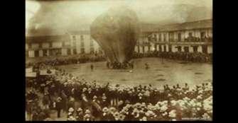 Historias fabulosas de los Guerrero y sus globos en Antioquia y Quindío