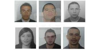 Judicializados 6 presuntos integrantes de la estructura delincuencial 'Call Center'