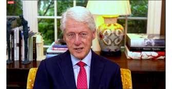 Clinton invita a inversores extranjeros a hacer negocios en Colombia